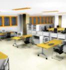 Sacramento Modern Office Furniture Collection