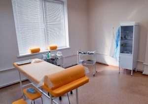 Ремонт медицинских клиник