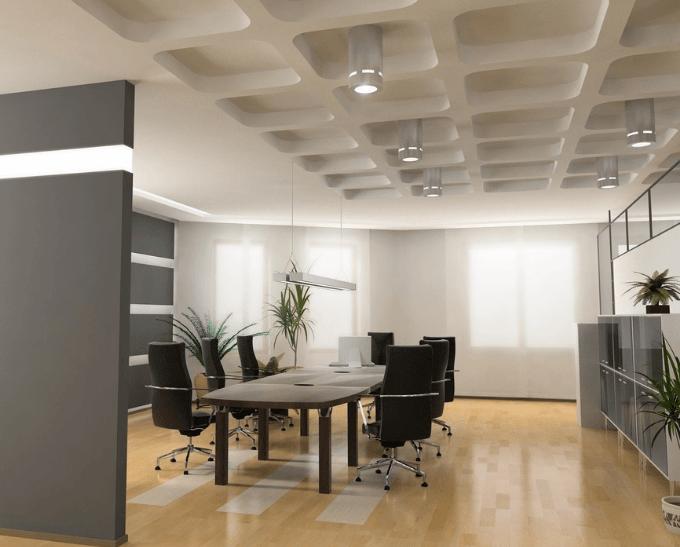 Элитный ремонт офисов