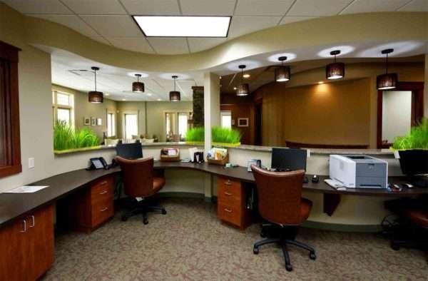 Перепланировка офиса