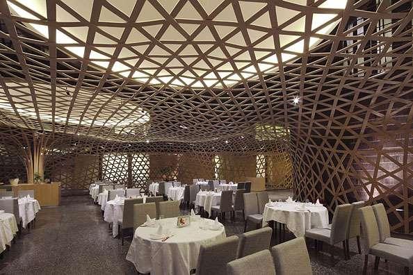 Заказать уникальный дизайн интерьера ресторана