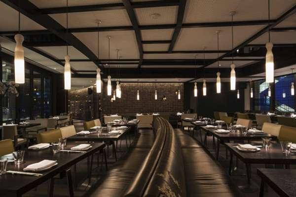 Ремонт в ресторане: создание правильного освещения