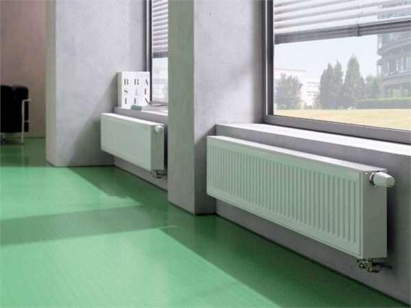 Создание или модернизация системы отопления в офисе