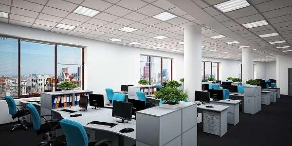 Капитальный ремонт офисов в Москве