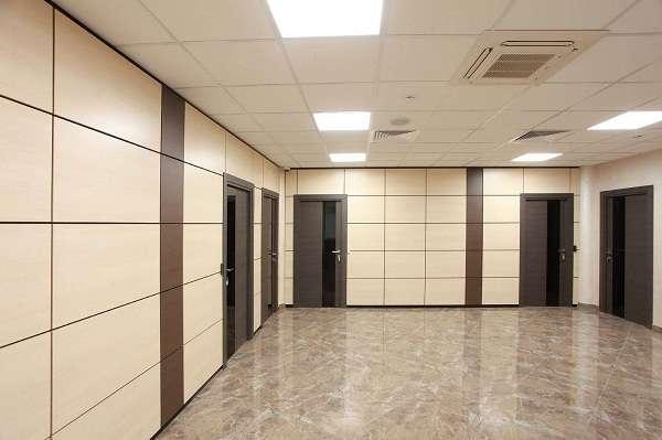 Декоративные панели в ремонте офисов Москвы