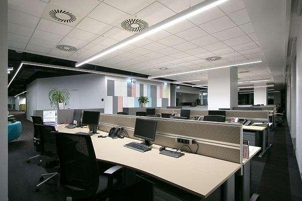 Новые тренды ремонта современных офисов Москвы